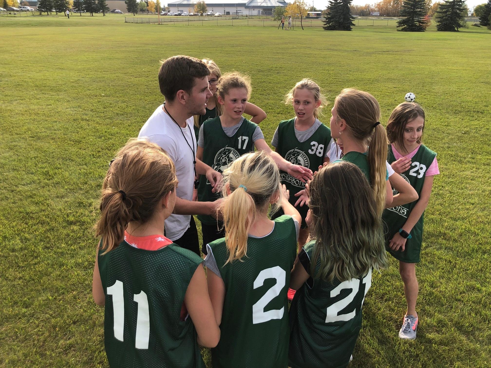 Sports: Soccer Tournament